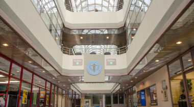 Lobby of Boucher